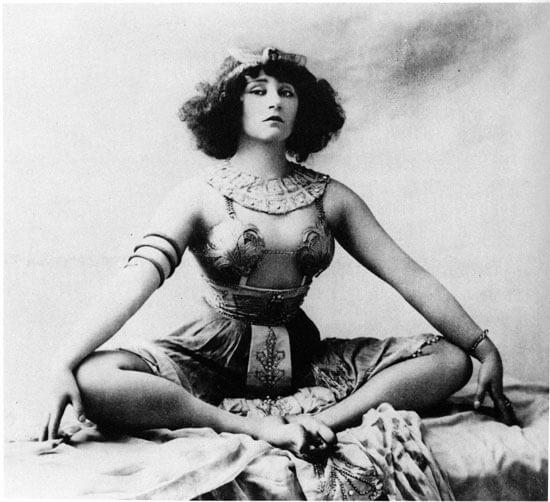 Colette en 1907